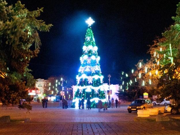 Новый год в Севастополе 2018