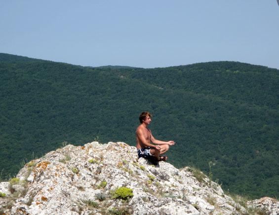 Йога тур Крым