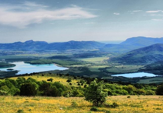 Достопримечательности Байдарская долина