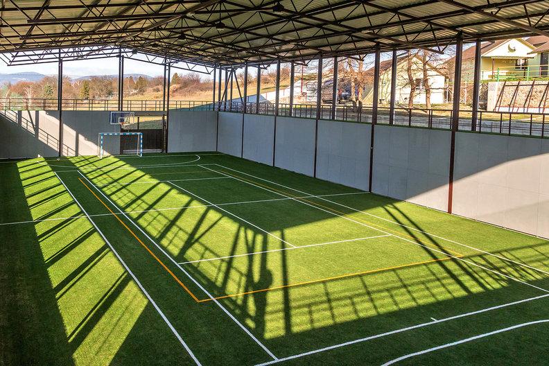 Спортивный комплекс в Орлином
