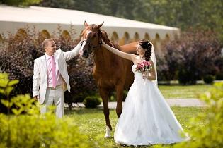 Свадьба в Крымских горах в отеле