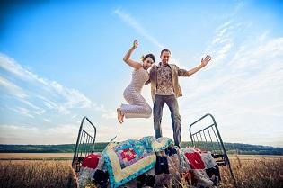 Свадьба в отеле в горах Крыма